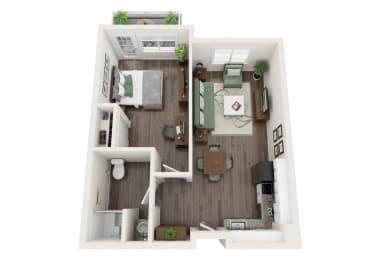 Floor Plan Wallingford