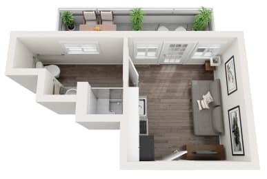 Floor Plan Fremont