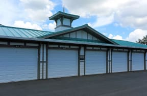 Axis West Detached Garages Available