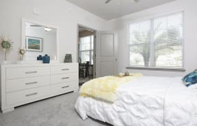 Axis West Large Bedrooms with Picture Windows for tons of Natural Light