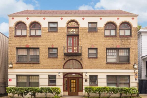 Palladian Apartments   Exterior Building