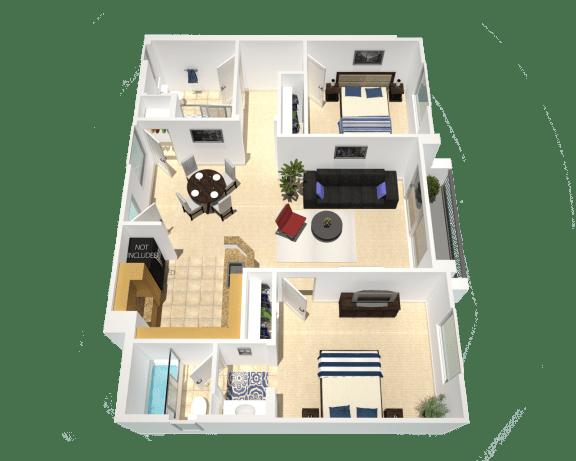 Floor Plan  Verona Floor Plan Image
