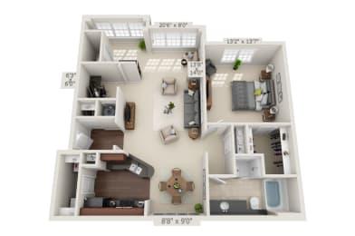 Floor Plan The Lookout Sunroom