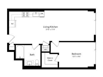 Floor Plan a12a