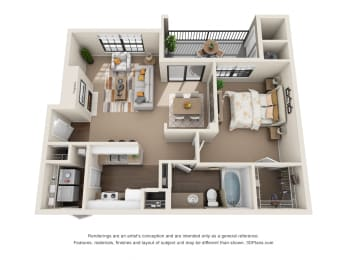 Floor Plan Chinaberry