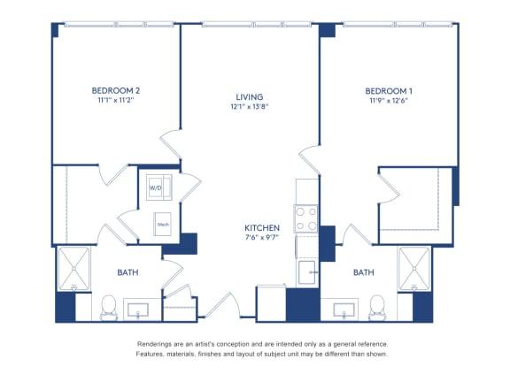 Floor Plan  B01a