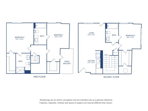 Floor Plan  T08