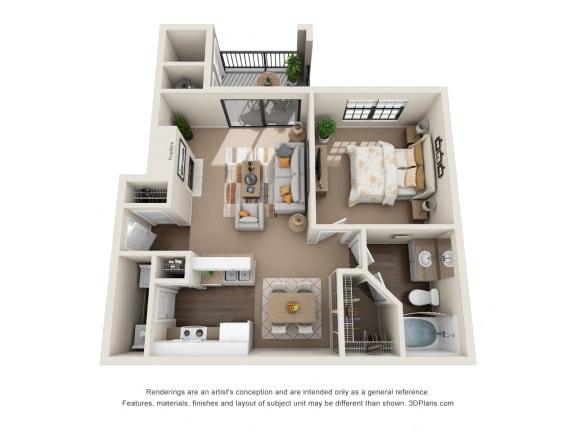 Floor Plan  Mesquite