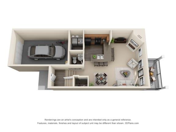 Floor Plan  Verbena