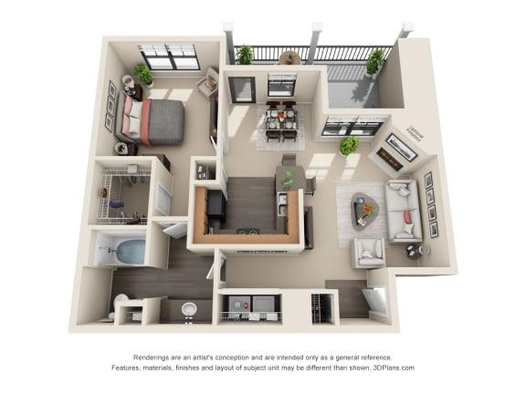 Floor Plan  Yarrow