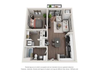 Floor Plan Nesbitt