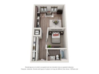 Floor Plan Singletree