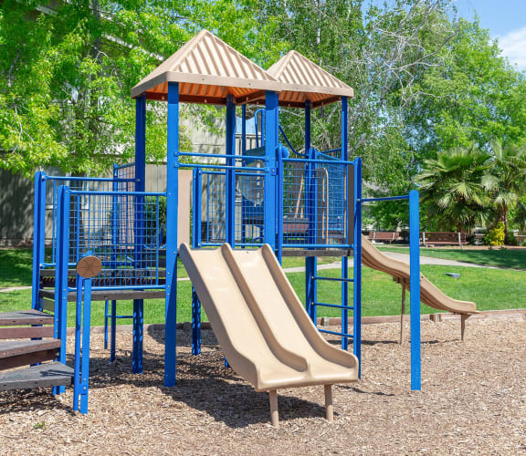 Play Structure at Bent Tree Apartments in Sacramento, CA