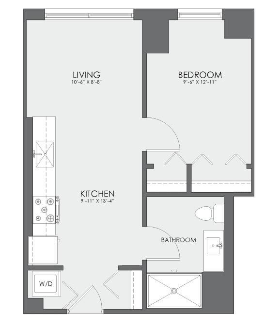 Floor Plan  V-09