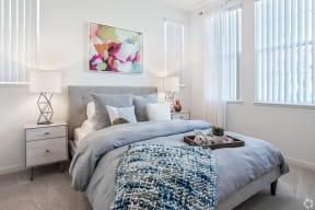 Bedroom   Ageno Apartments in Livermore, CA