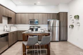 Kitchen   Ageno Apartments in Livermore, CA