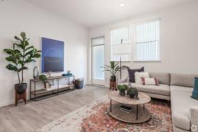 Living Room   Ageno Apartments in Livermore, CA