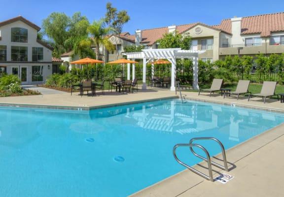 Pool at Legends at Rancho Belago, 13292 Lasselle Street, 92553