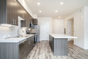 Hub Apartments   Folsom CA  Counters