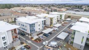 Hub Apartments | Folsom CA |Exterior