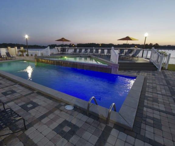 Luxury Waterfront Rental in Brandon