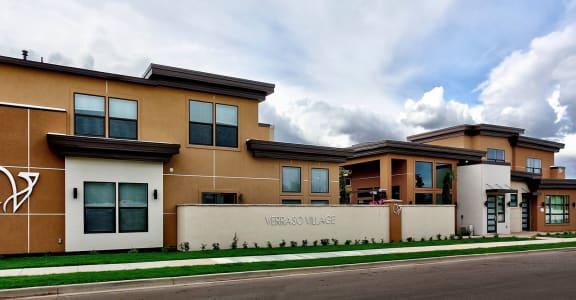 Elegant Exterior View at Verraso Village, Meridian, ID, 83642