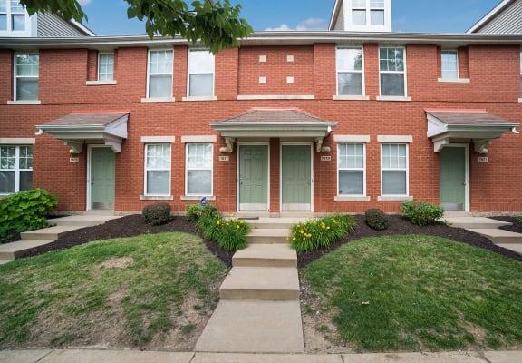Building exterior-Murphy Park Apartments St. Louis, MO