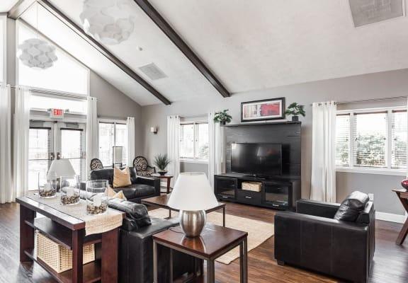 Posh Lounge Area at Autumn Woods Apartments, Miamisburg