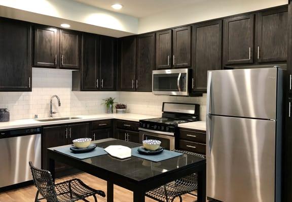 Kitchen l Metro 510 in Riverside Ca