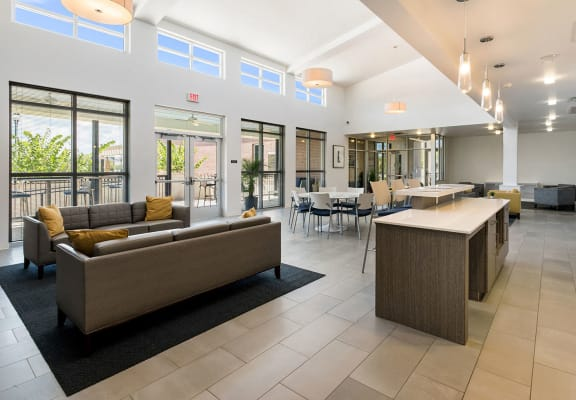 Clubhouse interior-Marrero Commons, New Orleans, LA