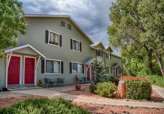 Exterior at Marina Heights Apartments in Prescott AZ
