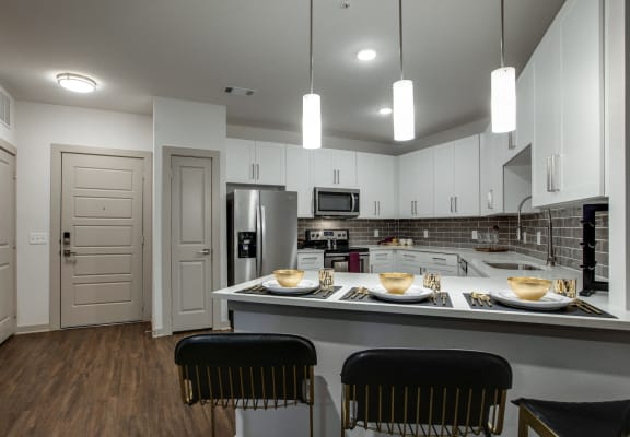 Fully-Equipped Kitchens at Paxton Cool Springs, Franklin, 37067