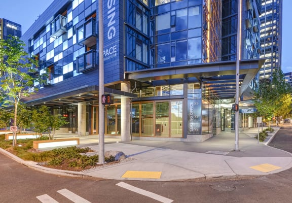 Luxury Apartments In Downtown Seattle Cirrus