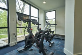 peleton cycles for apartment building