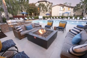 Apartment Thousand Oaks CA - The Knolls Spacious Kitchen with Plenty of Cabinetry, Fully Equipped with Energy Efficient Appliances, and Much More