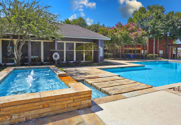 Summit Ridge resort-style pool