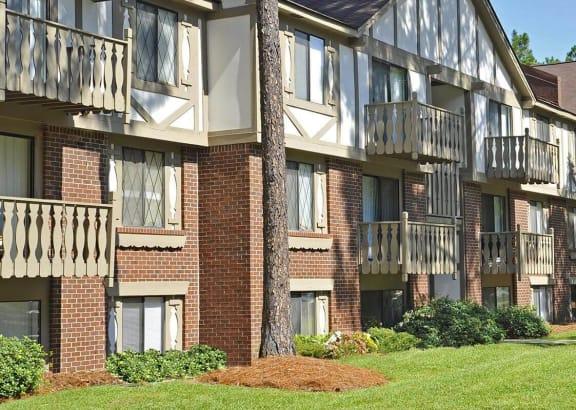 Modern Apartment Community at Lake in the Pines, North Carolina