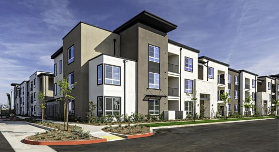 Exterior Photo of The Row Apartment Homes