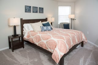 Large Comfortable Bedrooms at Waterstone Place, Minnetonka