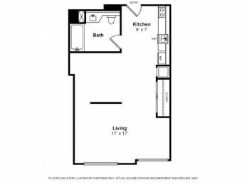 Floor Plan  Floor Plan S3