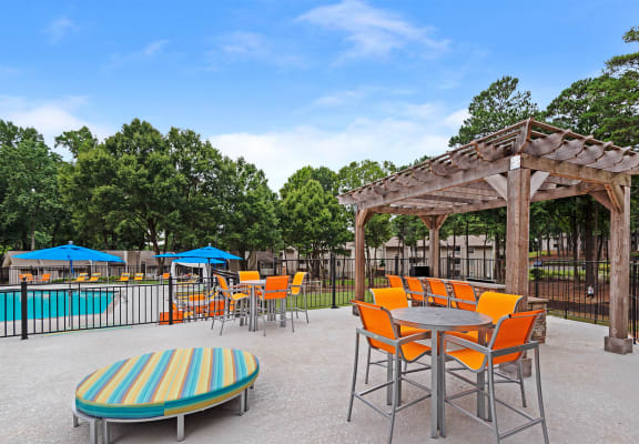 Sundeck and outdoor pool