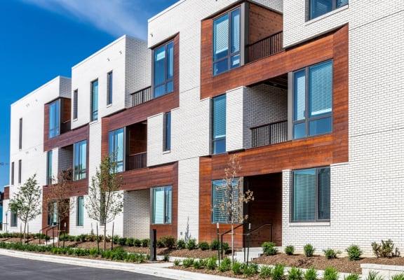 Marcato apartment exterior