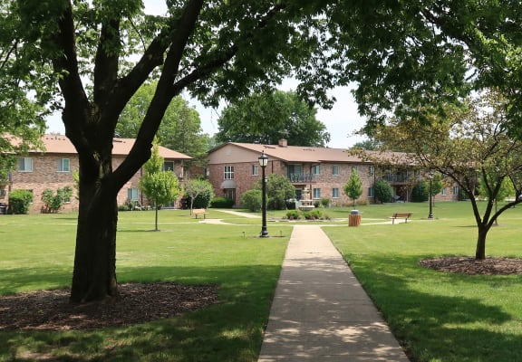 Green Friendly Community at Westmore Apartments, Lombard
