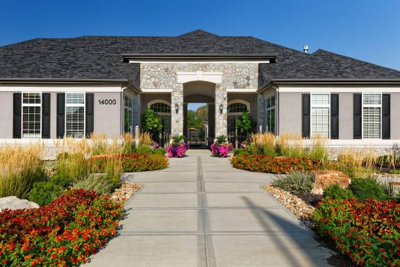 Corbin Greens Apartments - Building exterior