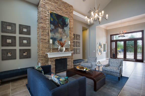 Carrington Place at Shoal Creek - Resident clubhouse