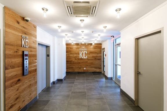 Lobby photo for The KC High Line Apartments in Kansas City, MO