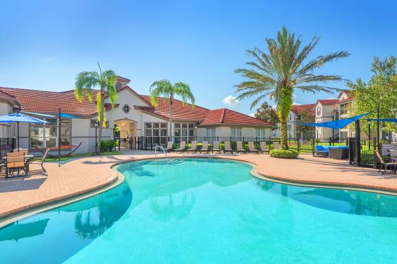 Asprey 1 of 2 resort-style pools