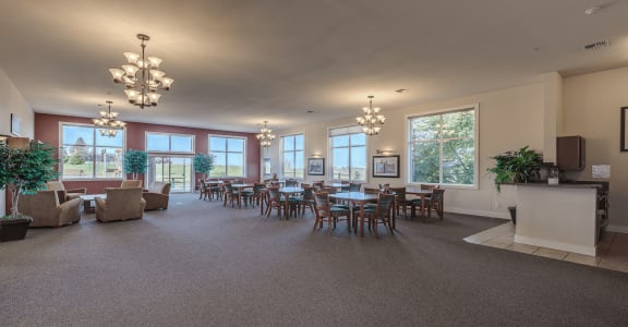 Elk Creek Community Room