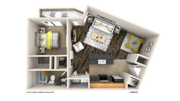 Floor Plan  Langford