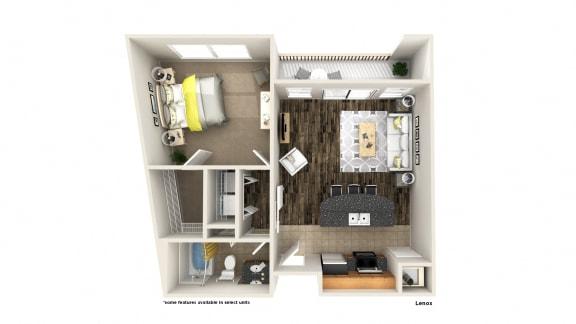 Floor Plan  Lenox